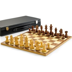 "Chess Set Folding 3"" King"