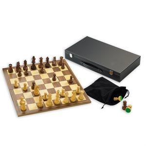 "Chess Set Folding 3 1 / 2"" King"