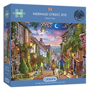 Puzzle: 1000 Mermaid Street, Rye