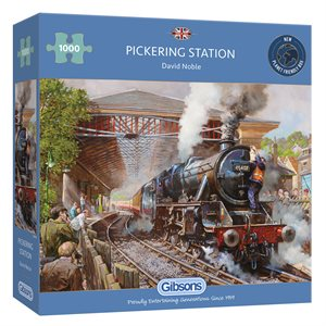 Puzzle: 1000 Pickering Station