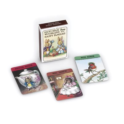 Woodland Happy Families (Card Game)