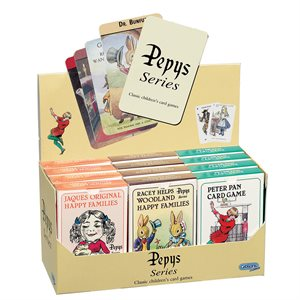 Pepys Playing Cards CDU (12 Assorted)