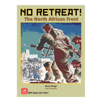 No Retreat North African Front