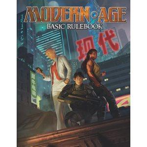 Modern Age RPG Basic Rulebook (BOOK)