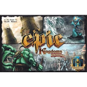 Tiny Epic Kingdoms (no amazon sales)
