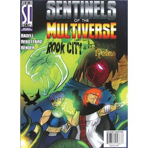 Sentinels of the Multiverse: Rook City and Infernal Relics (No Amazon Sales)