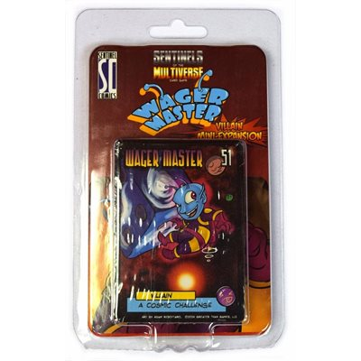 Sentinels of the Multiverse: Wager Master (No Amazon Sales)