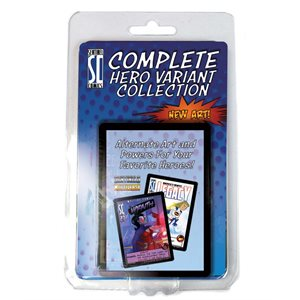 Sentinels of the Multiverse: Complete Hero Variant Collection (No Amazon Sales)