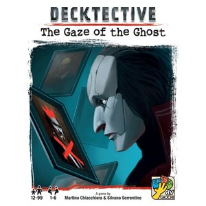 Decktective: The Gaze of the Ghost (No Amazon Sales)