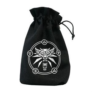 Witcher Dice Bag Geralt School of Wolf (No Amazon Sales)