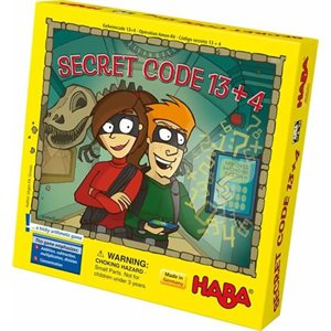 Secret Code 13+4