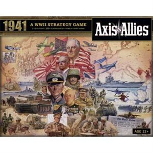A&A Axis & Allies 1941