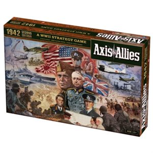 A&A Axis & Allies 1942 2nd Edition