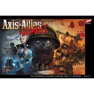 A&A Axis & Allies Zombies