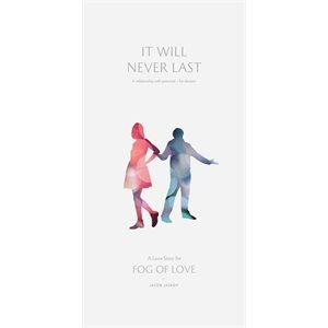 Fog of Love Expansion - It Will Never Last (No Amazon Sales)