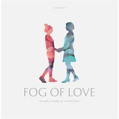 Fog of Love Alternative Cover Women (No Amazon Sales)