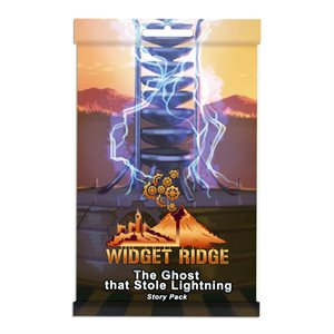 Widget Ridge: The Ghost that Stole Lightning (Story Pack) ^ NOV 19 2021