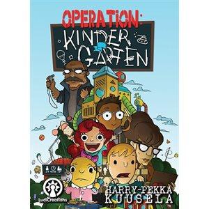 Operation: Kindergarten ^ JUN 25 2021