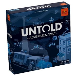 Untold: Adventures Await (No Amazon Sales)