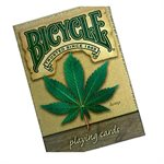 Bicycle Deck: Hemp English