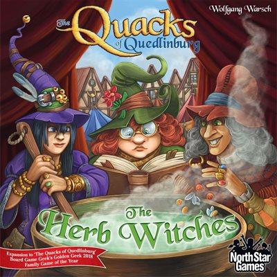 Quacks of Quedlinburg: The Herb Witches ^ SEP 15 2019