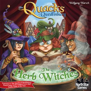 Quacks of Quedlinburg: The Herb Witches ^ SEP 15 2019