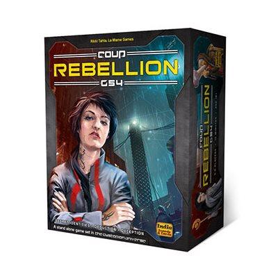 Coup Rebellion G54 (No Amazon Sales)