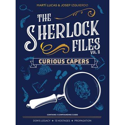 Sherlock Files: Curious Capers (Volume 2)