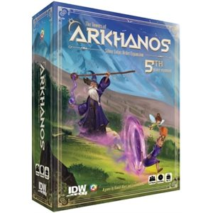 Towers of Arkhanos: Silver Lotus Expansion ^ JAN 17 2020