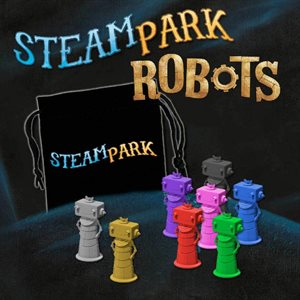 Steam Park: Robots Expansion