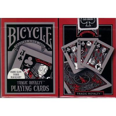 Bicycle Deck Tragic Royalty