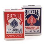 Bicycle Pinochle Jumbo Index