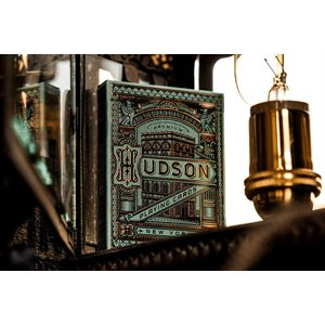 Theory 11 Playing Cards: Hudson