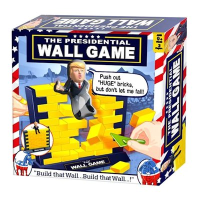 Presidential Wall Game