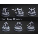 Sub Terra: Horror Miniatures