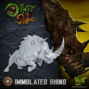 Other Side: Cult of the Burning Man - Immolated Rhino