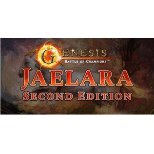 Genesis: Battle of Champions Jaelara Second Edition Display Box ^ Q3 2021