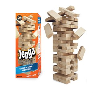 Jenga Giant Genuine Hardwood (No Amazon Sales)