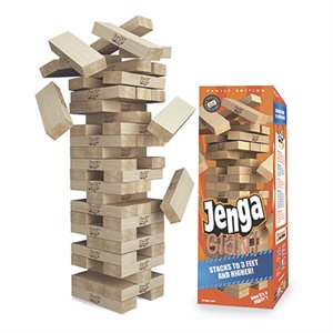Jenga Giant Family Edition (No Amazon Sales)