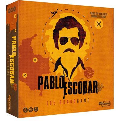 Pablo Escobar (No Amazon Sales)