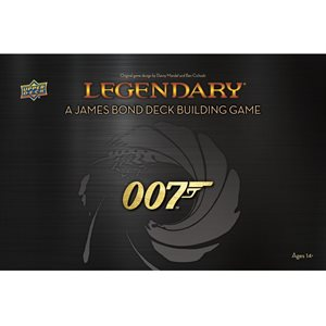 Legendary DBG: 007 James Bond