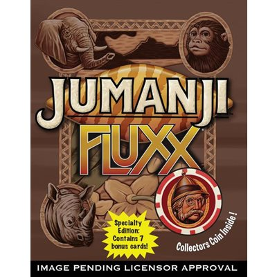 Jumanji Fluxx - Specialty Edition (no amazon sales) ^ July 11 2019