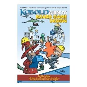 Kobold Press: Guide to Board Game Design (Pathfinder Compatible)