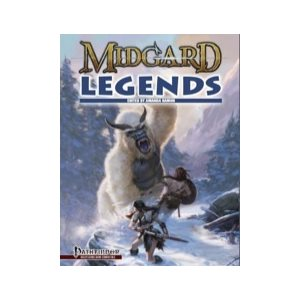 Kobold Press: Midgard Legends (Pathfinder Compatible)