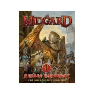 Midgard Heroes Handbook (5E Compatible)