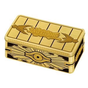 Yugioh: Gold Sarcophagus Tin 2019 ^ Aug 30, 2019
