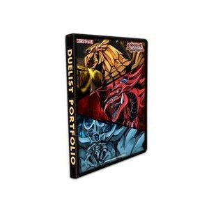 Yugioh: 9-Pocket Duelist Portfolio ^ JUN 25 2021