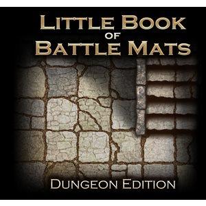 Little Book of Battle Mats Dungeon Ed (No Amazon Sales)