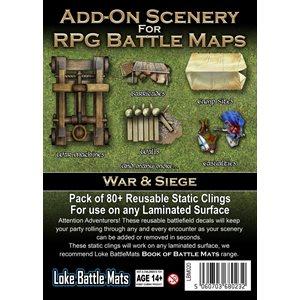 Add On Scenery War & Siege (No Amazon Sales)