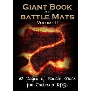 Giant Book of Battle Mats Vol 2 (No Amazon Sales)